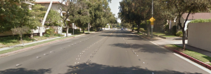 1100 block of East Del Mar Boulevard, Pasadena